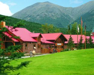 Kenai Princess Wilderness Lodge