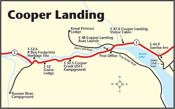 Cooper Landing | The Milepost