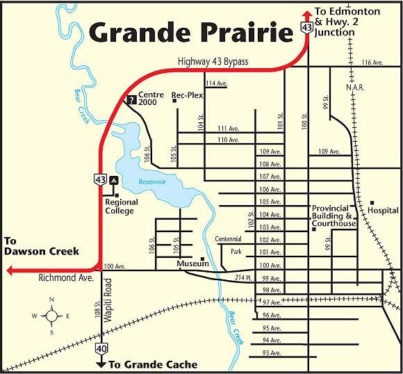 Grande Prairie | The Milepost