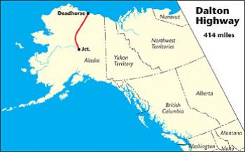 Dalton Highway | The Milepost