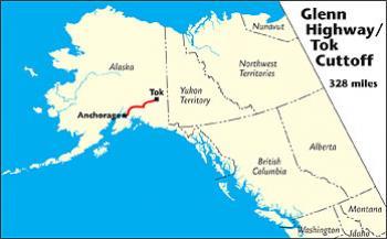 Glenn Highway Tok Cutoff | The Milepost