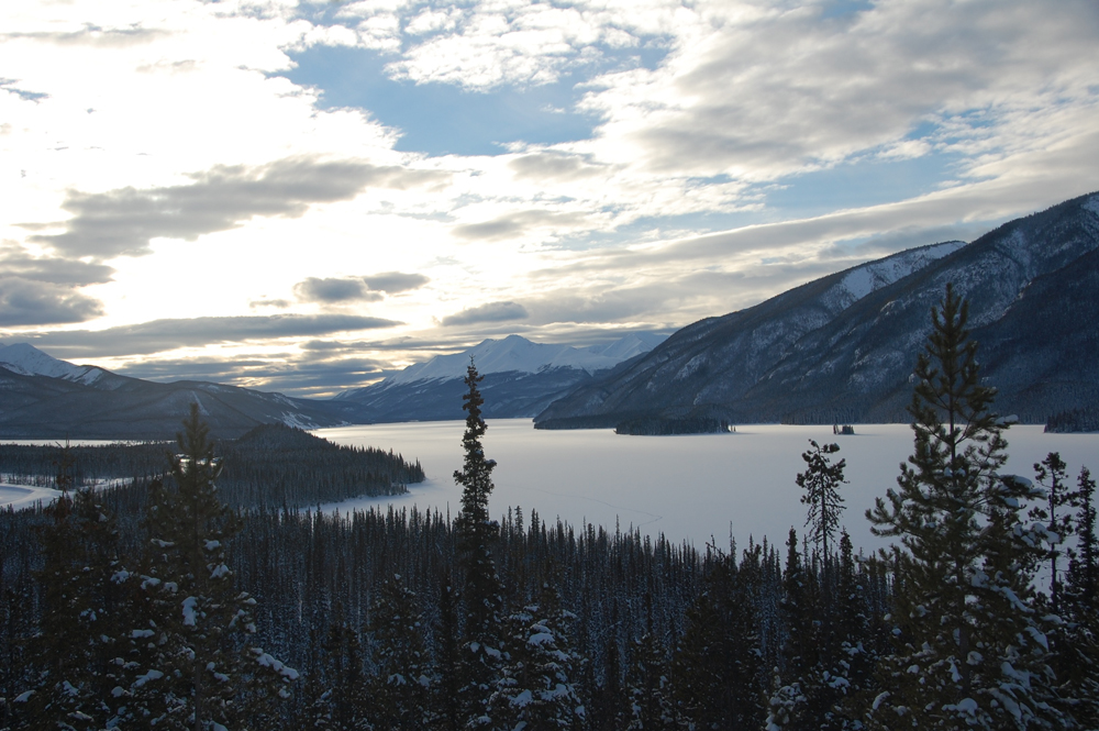 Driving the Alaska Highway in Winter | The Milepost