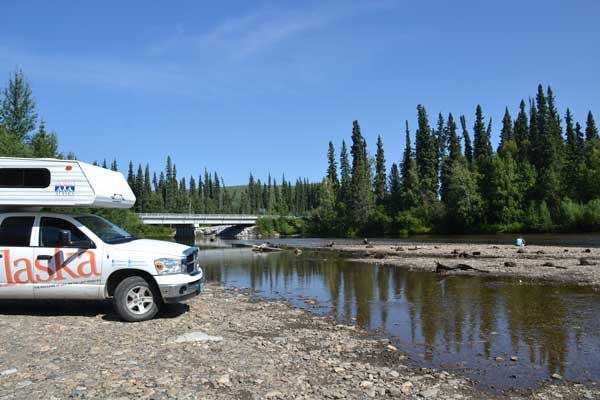 Chena Hot Springs Road | The Milepost